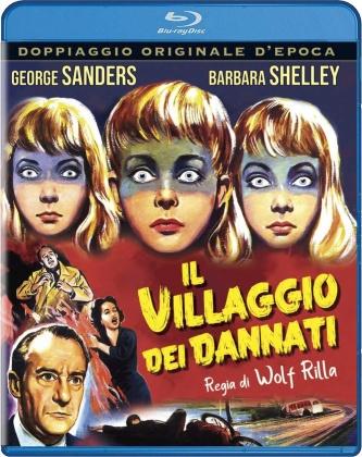 Il villaggio dei dannati (1960) (Doppiaggio Originale D'epoca, n/b)