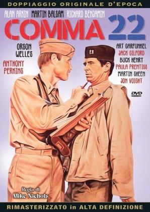 Comma 22 (1970) (Doppiaggio Originale D'epoca, HD-Remastered, Riedizione)