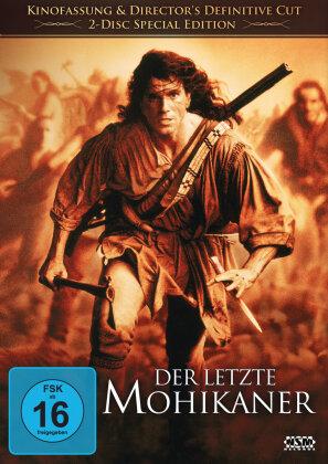 Der letzte Mohikaner (1992) (Special Edition, 2 DVDs)