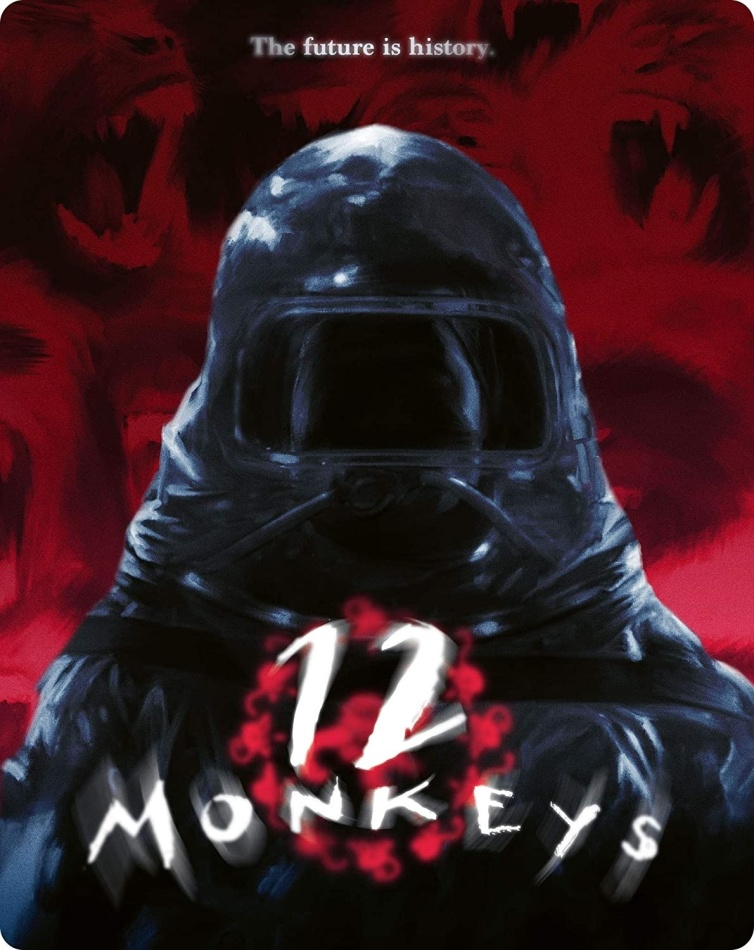 12 Monkeys (1995) (Limited Edition, Steelbook)