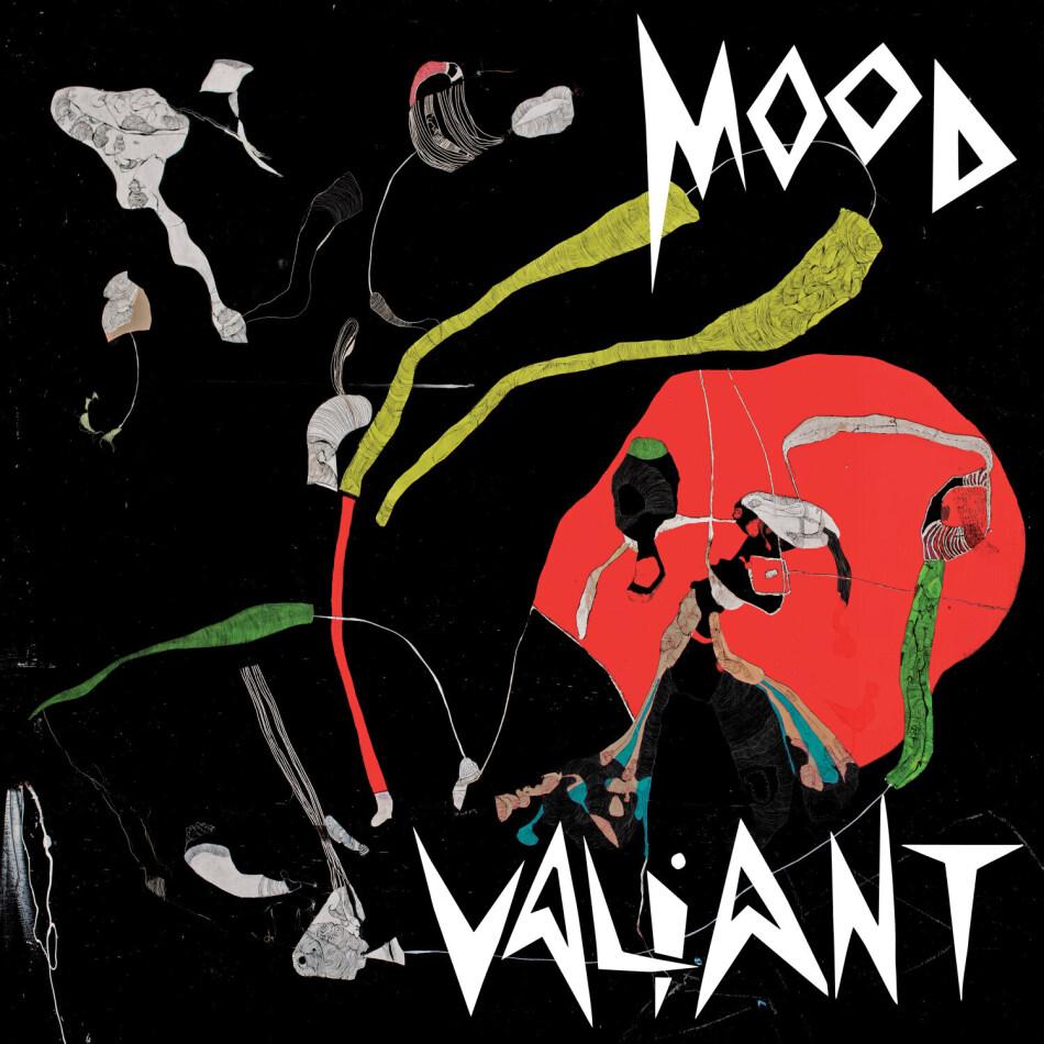 Hiatus Kaiyote - Mood Valiant (Limited Edition, Red / Black Vinyl, LP)