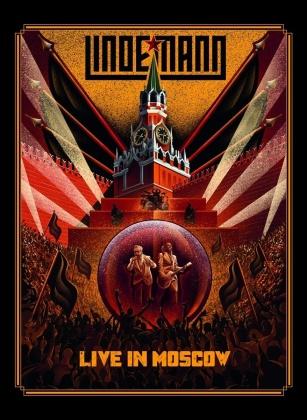 Lindemann (Till Lindemann/Peter Tägtgren) - Live in Moscow (Digibook)
