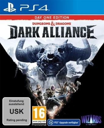 Dungeons & Dragons Dark Alliance (Day One Edition)