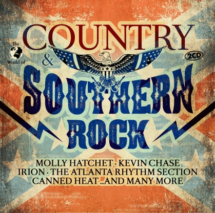Country & Southern Rock (2 CDs)
