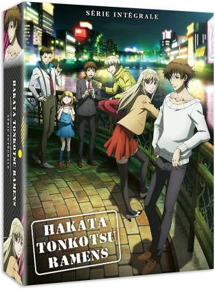 Hakata Tonkotsu Ramens - Intégrale (2 DVD)