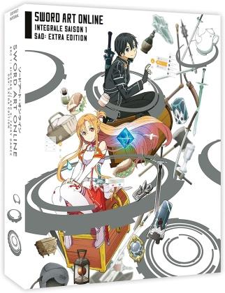 Sword Art Online - Saison 1 - Intégrale Arc 1 & 2 + Extra OAV (5 DVD)