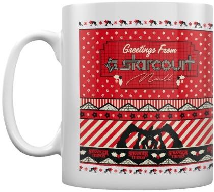 Stranger Things: Greetings From Starcourt Mall - Coffee Mug