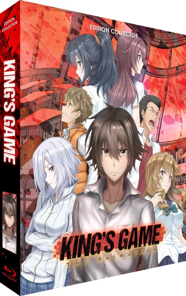 King's Game - Intégrale (Collector's Edition, 2 Blu-ray)