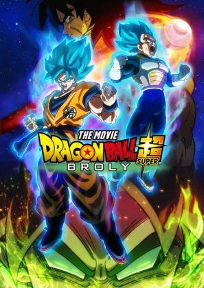 Dragon Ball Super - Broly (2018) (Édition Limitée, Steelbook, Blu-ray + DVD)