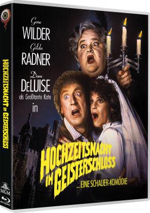 Hochzeitsnacht im Geisterschloss (1986) (35th Anniversary Edition, Limited Edition, Blu-ray + DVD)
