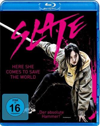 Slate - Here she comes to save the world (2020)