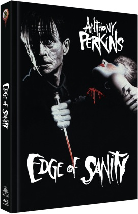Edge of Sanity (1989) (Cover A, Limited Collector's Edition, Mediabook, Blu-ray + DVD)