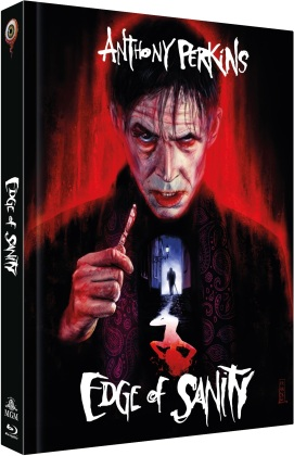 Edge of Sanity (1989) (Cover B, Limited Collector's Edition, Mediabook, Blu-ray + DVD)