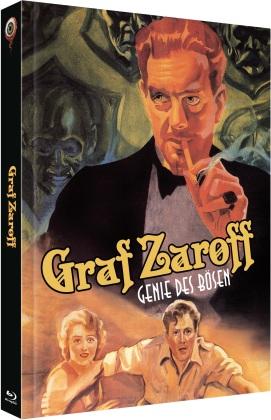 Graf Zaroff - Genie des Bösen (1932) (Limited Collector's Edition, Mediabook, Blu-ray + DVD)