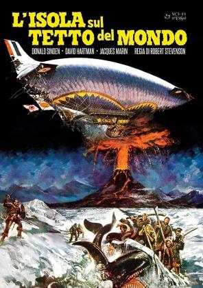 L'isola sul tetto del mondo (1974) (Sci-Fi d'Essai)