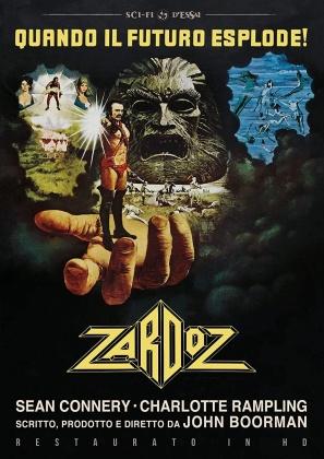 Zardoz (1974) (Sci-Fi d'Essai, Restaurato in HD)