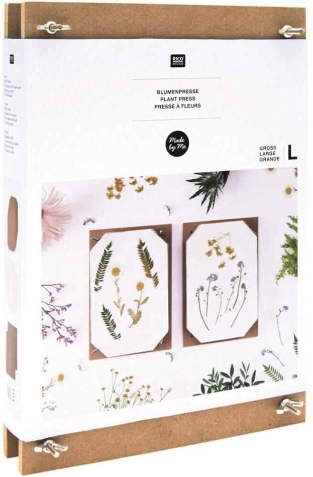 Blumenpresse