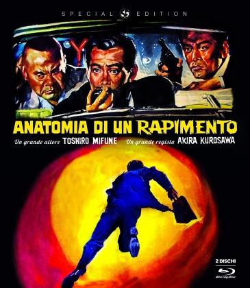 Anatomia di un rapimento (1963) (n/b, Edizione Speciale, 2 Blu-ray)