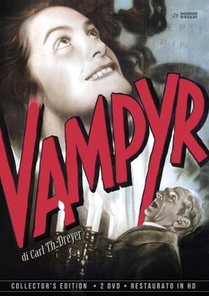 Vampyr (1932) (Horror d'Essai, restaurato in HD, s/w, Collector's Edition, 2 DVDs)