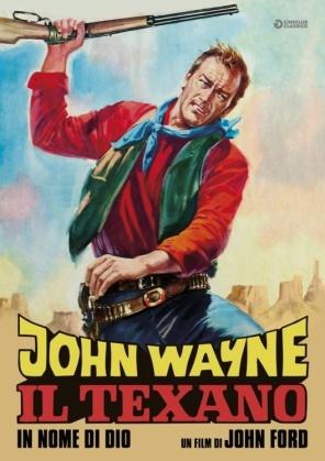 In nome di Dio - Il Texano (1948) (Cineclub Classico, Restaurato in HD, n/b)
