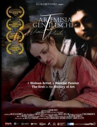 Artemisia Gentileschi - Pittrice guerriera (2020) (DVD + Buch)