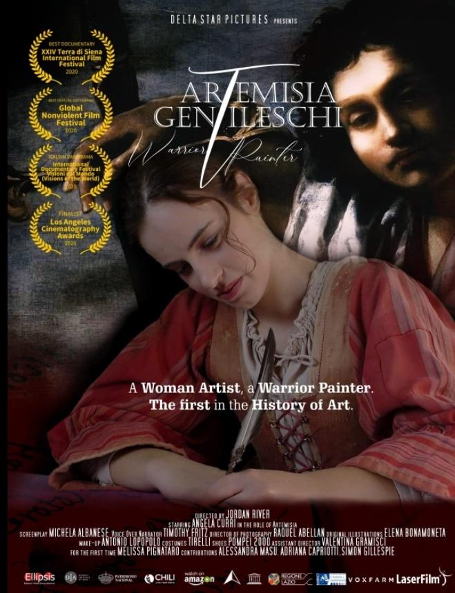 Artemisia Gentileschi - Pittrice guerriera (2020) (Edizione Speciale, DVD + Libro)