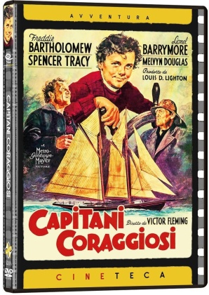 Capitani coraggiosi (1937) (Cineteca Avventura, n/b)