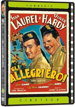 Gli allegri eroi (1935) (Cineteca Avventura, n/b)