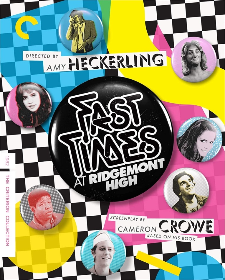 Fast Times At Ridgemont High (1982) (Criterion Collection)