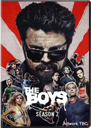 The Boys - Season 2 (3 DVDs)
