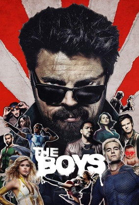 The Boys - Season 2 (3 Blu-rays)