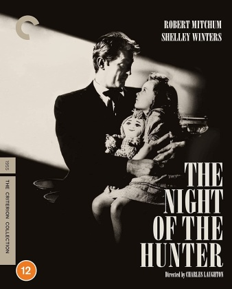 The Night Of The Hunter (1955) (s/w, Criterion Collection)