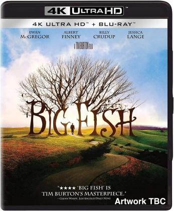 Big Fish (2003) (4K Ultra HD + Blu-ray)