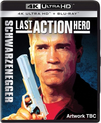 Last Action Hero (1993) (4K Ultra HD + Blu-ray)
