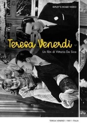 Teresa Venerdì (1941) (Ripley's Home Video, n/b)