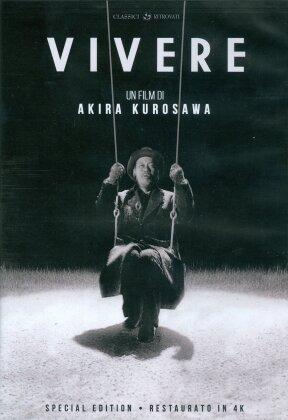 Vivere (1952) (Classici Ritrovati, Restaurato in 4K, n/b, Edizione Speciale)