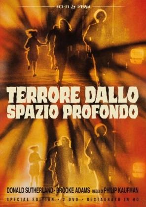 Terrore dallo spazio profondo (1978) (Sci-Fi d'Essai, restaurato in HD, Special Edition, 2 DVDs)