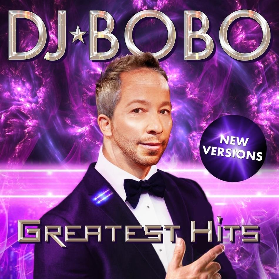 DJ Bobo - Greatest Hits - New Versions (2 CDs)