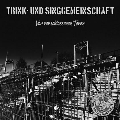 """Trink- Und Sing-Gemeinschaft - Hinter Verschlossenen Türen (Limitiert, 7"""" Single)"""