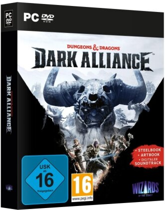 Dungeons & Dragons Dark Alliance (Steelbook Edition)