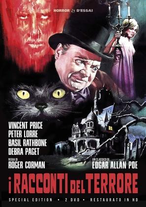 I racconti del terrore (1962) (Horror d'Essai, Restaurato in HD, Edizione Speciale, 2 DVD)