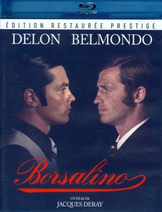 Borsalino (1970) (Édition Prestige, Restaurierte Fassung, Single Edition)