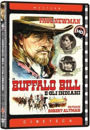 Buffalo Bill e gli indiani (1976) (Cineteca Western, HD-Remastered)