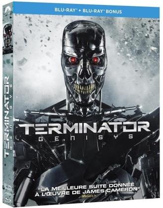 Terminator 5 - Genisys (2015) (2 Blu-rays)