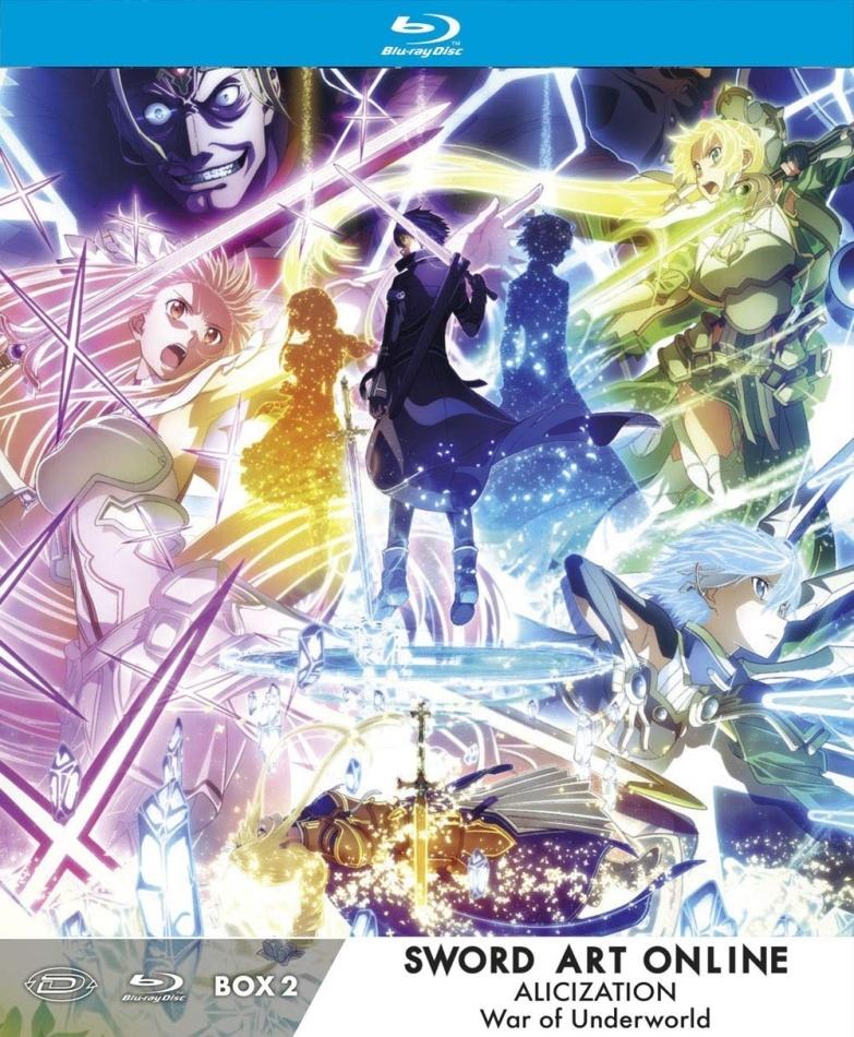 Sword Art Online - Alicization - War of Underworld - Vol. 2 (Limited Edition, 3 Blu-rays)