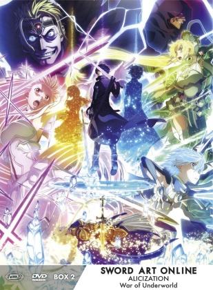 Sword Art Online - Alicization - War of Underworld - Vol. 2 (Limited Edition, 3 DVDs)