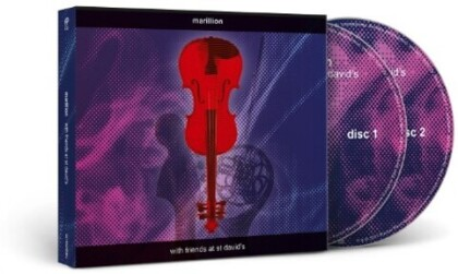 Marillion - With Friends at St David's (2 CDs)
