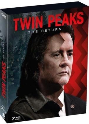 Twin Peaks - Saison 3 - The Return (7 Blu-rays)