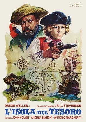 L'isola del tesoro (1972) (Classici Ritrovati)