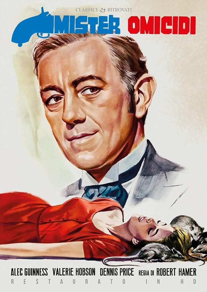 Mister omicidi (1949) (Classici Ritrovati, restaurato in HD, s/w)